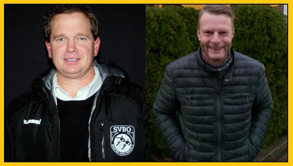 Marc Hegeman en Jan Moes verlengen bij SVBO